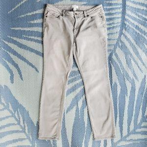 Liz Claiborne City Fit Skinny Denim Jeans